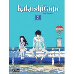 KAKUSHIGOTO - TOME 2