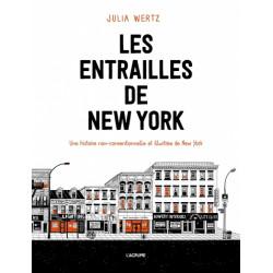 ENTRAILLES DE NEW YORK (LES) - LES ENTRAILLES DE NEW YORK