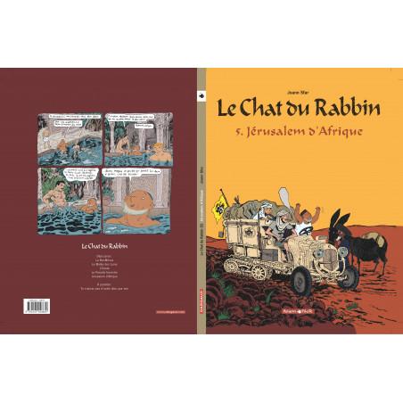 CHAT DU RABBIN (LE) - 5 - JÉRUSALEM D'AFRIQUE