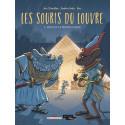 SOURIS DU LOUVRE (LES) - 1 - MILO ET LE MONDE CACHÉ