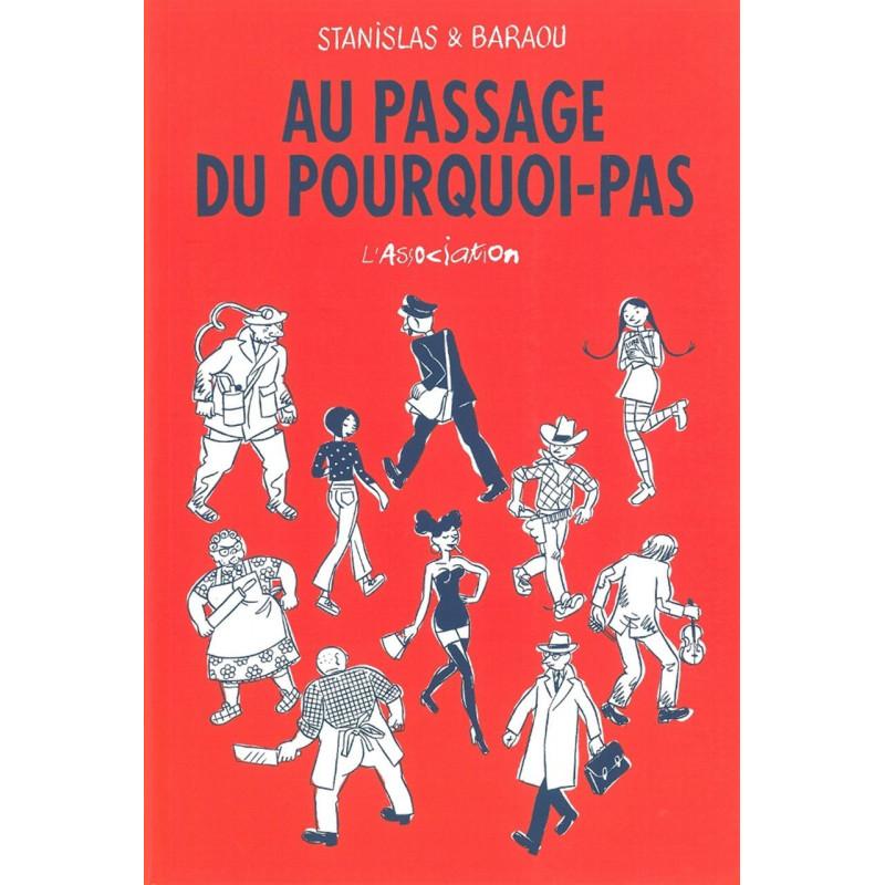 AU PASSAGE DU POURQUOI-PAS