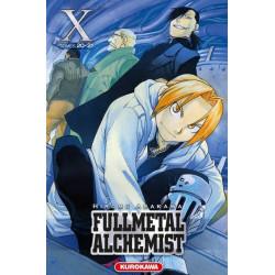 FULLMETAL ALCHEMIST - VOLUME X - TOMES 20-21