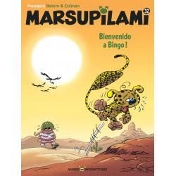 MARSUPILAMI - 32 - BIENVENIDO A BINGO !