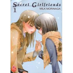 SECRET GIRLFRIENDS - 1 - VOLUME 1