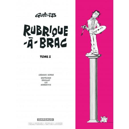 RUBRIQUE-À-BRAC - TOME 5 - RUBRIQUE-À-BRAC T5