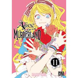 ALICE IN MURDERLAND - TOME 11