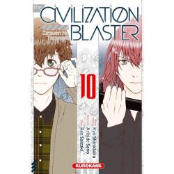 CIVILIZATION BLASTER (THE) - TOME 10