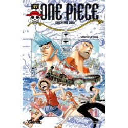 ONE PIECE - ÉDITION ORIGINALE - TOME 37 - MONSIEUR TOM