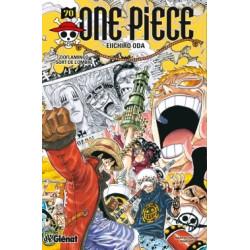 ONE PIECE - 70 - DOFLAMINGO SORT DE L'OMBRE