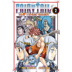 FAIRY TAIL 100 YEARS QUEST - TOME 2