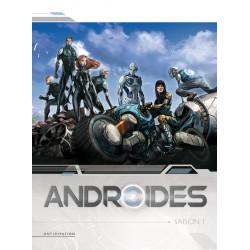 ANDROIDES - COFFRET T1 À T4