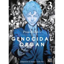 GENOCIDAL ORGAN - TOME 3