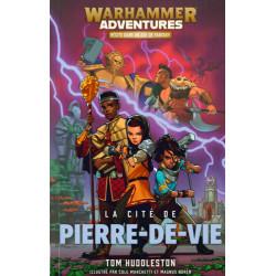 LA CITÉ DE PIERRE-DE-VIE
