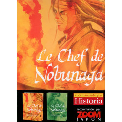 CHEF DE NOBUNAGA (LE) - TOME 1
