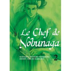 CHEF DE NOBUNAGA (LE) - TOME 2