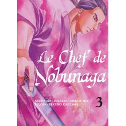 CHEF DE NOBUNAGA (LE) - TOME 3