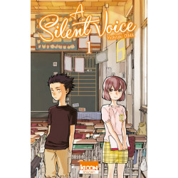 A SILENT VOICE - TOME 1