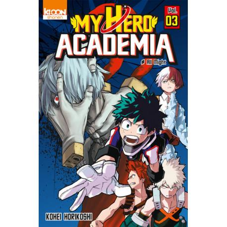 MY HERO ACADEMIA - 3 - ALL MIGHT