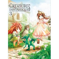 CRÉATURES FANTASTIQUES - 3 - VOLUME 3