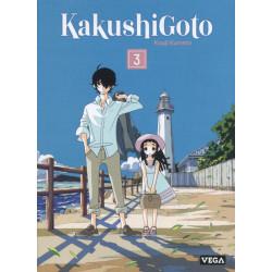KAKUSHIGOTO - TOME 3