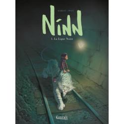 NINN - 1 - LA LIGNE NOIRE