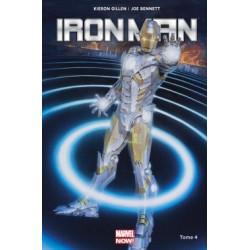 IRON MAN (MARVEL NOW!) - 4 - IRON METROPOLITAN