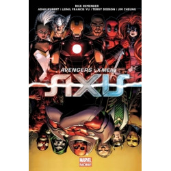 AVENGERS & X-MEN : AXIS - INVERSION
