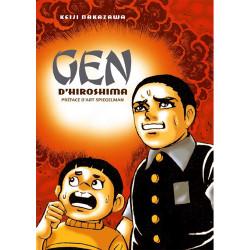 GEN D'HIROSHIMA - INTÉGRALE 1