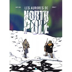 LES AURORES DE NORTH POLE