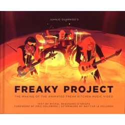 Juanjo Guarnido's Freaky Project