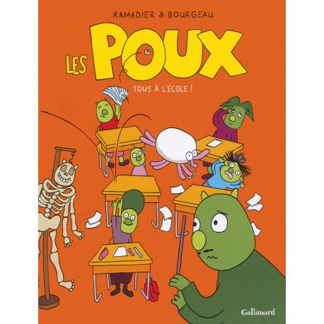 POUX (LES) (RAMADIER) - 2 - TOUS À L'ÉCOLE
