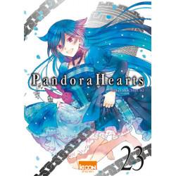 PANDORA HEARTS - TOME 23