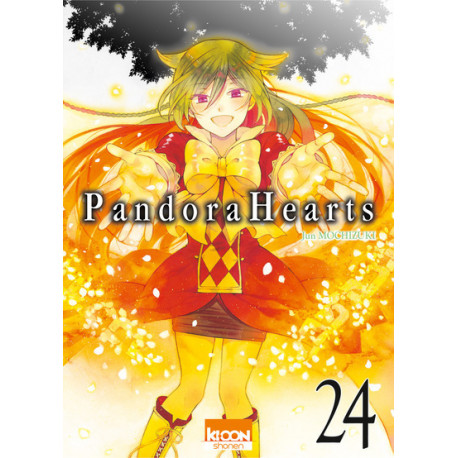 PANDORA HEARTS - TOME 24