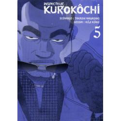 INSPECTEUR KUROKÔCHI - TOME 5