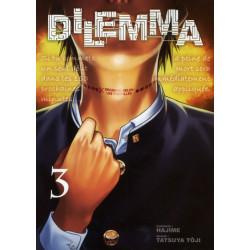DILEMMA (SEGAWA-TÔJI) - 3 - VOLUME 3
