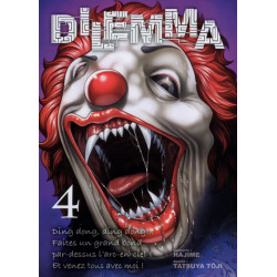 DILEMMA (SEGAWA-TÔJI) - 4 - VOLUME 4