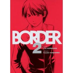 BORDER (KOTEGAWA) - TOME 2