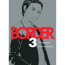 BORDER (KOTEGAWA) - TOME 3