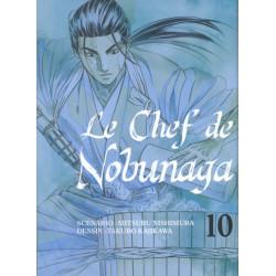 CHEF DE NOBUNAGA (LE) - TOME 10