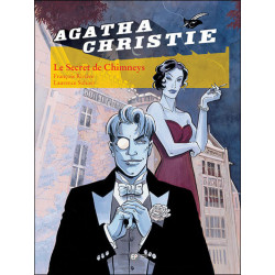 AGATHA CHRISTIE (EMMANUEL PROUST ÉDITIONS) - 1 - LE SECRET DE CHIMNEYS