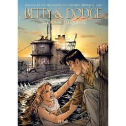 BETTY & DODGE - 2 - CRASH AU QUÉBEC