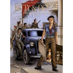 BETTY & DODGE - 5 - DISPARITION À MADRID