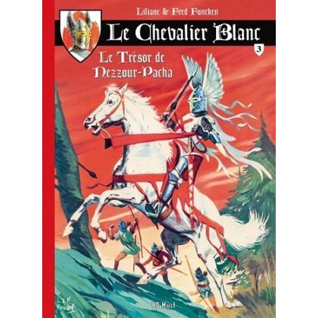 CHEVALIER BLANC (LE) (BD MUST) - 3 - LE TRÉSOR DE NEZZOUR-PACHA