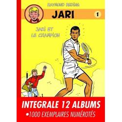 "JARI (BD MUST) - RAYMOND REDING : ""JARI C'EST MOI !"""