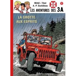 LES 3A T2 LA GROTTE AUX ESPRIT
