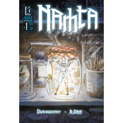NAMTA - 1 - UNE VEINE DE PENDU