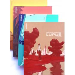 LUPUS PACK (4 TOMES+EX-LIBRIS)