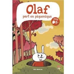 OLAF - 2 - OLAF PART EN PIQUENIQUE