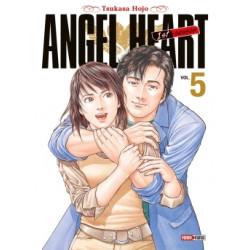 ANGEL HEART - 1ST SEASON - TOME 5