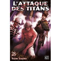 ATTAQUE DES TITANS (L') - TOME 28